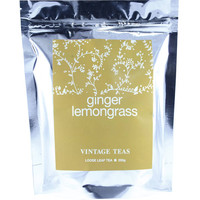 Ginger Lemongrass - 250g Loose Leaf