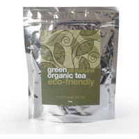 Organic Green Tea - 250g Loose Leaf
