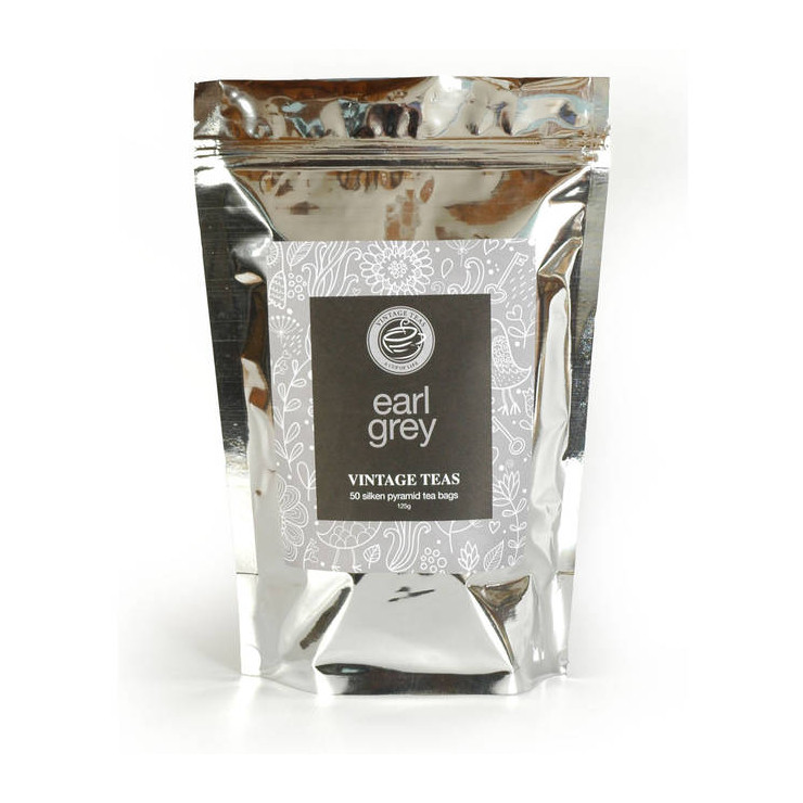 Earl Grey 50 Pyramid Tea Bags
