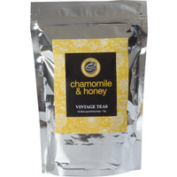 **LOW CODE** Chamomile Honey, 50 Pyramid Tea Bags