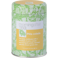 Pina-Colada - Pineapple & Marigold Green Tea - 10 Pyramid Teabags