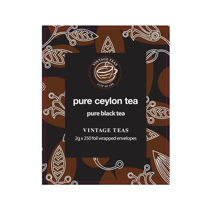 Black Tea  250 Envelope Tea Bags