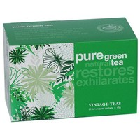 Pure Green Tea envelope