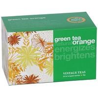 Green Tea Orange