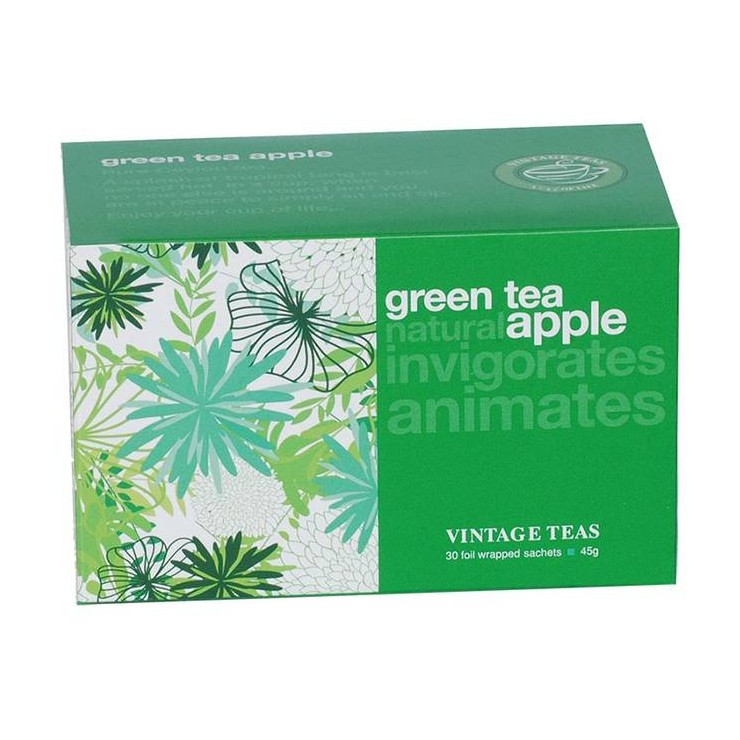 Green Tea Apple