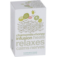 """Spring Special"" Chamomile Honey - 30 Envelope Teabags"