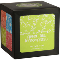Green Tea Lemongrass - 100g Loose Leaf