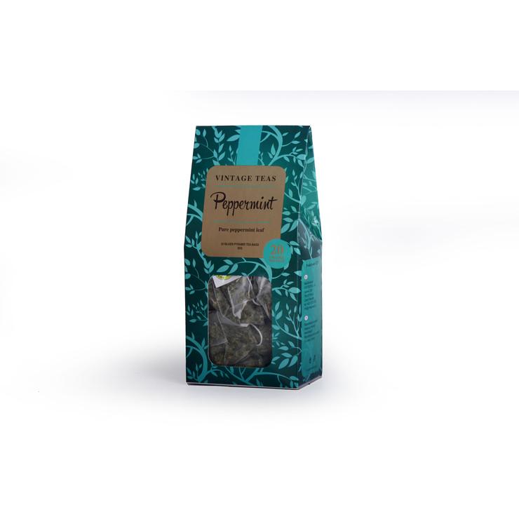Peppermint - 20 Pyramid Teabags