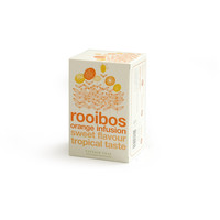 Rooibos Orange Infusion - 30 Envelope Teabags