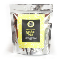 Green Tea Lemongrass - 250G Loose Leaf