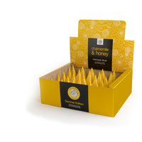 Chamomile Honey 30 Individual Pyramids