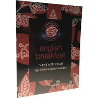 English Breakfast 250 Envelope Tea Bags