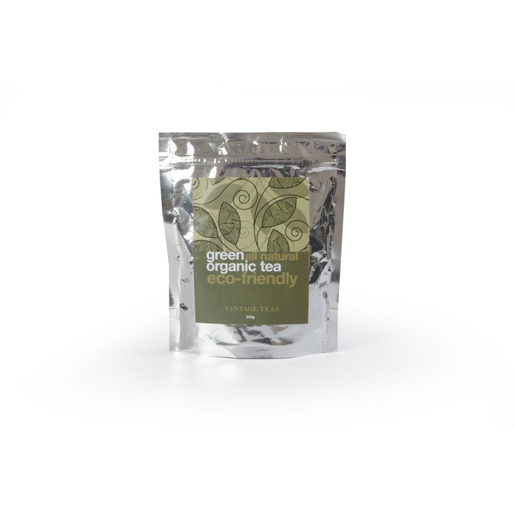 Organic Green Tea - 50 Pyramid Teabags