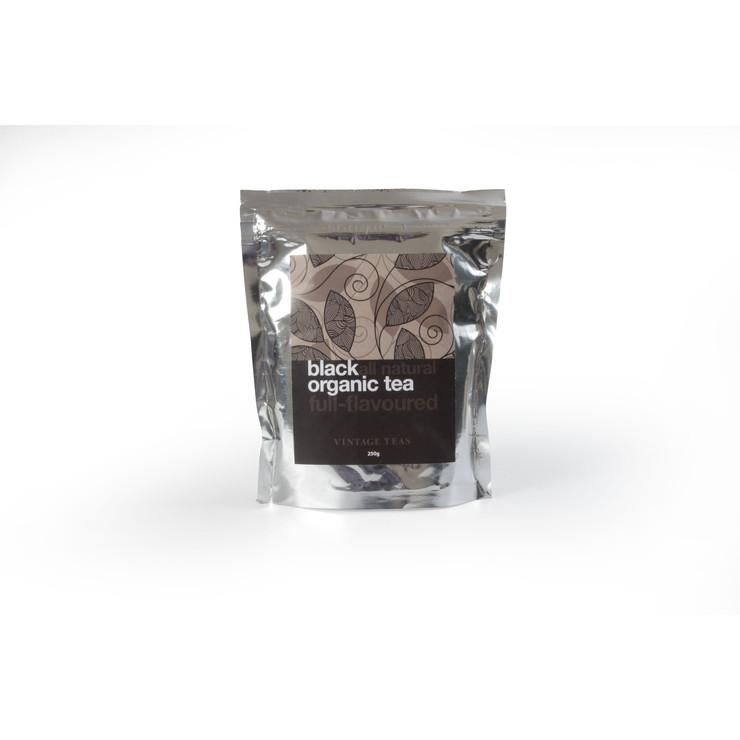 Organic Black Tea - 50 Pyramid Teabags
