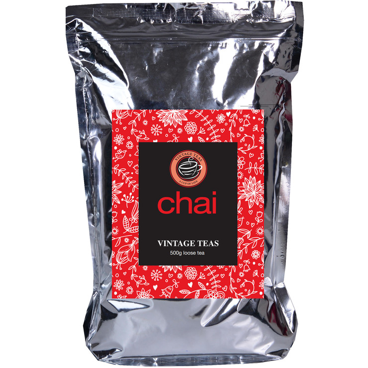***RED HOT SPECIAL!*** Chai 500g Loose Leaf