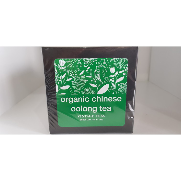 """Spring Special"" Organic Chinese Oolong - 100g Loose Leaf"